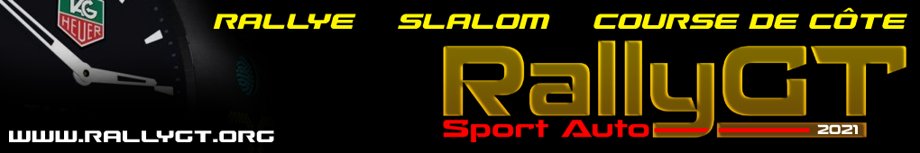 Direct/Live avec RallyGT